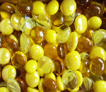 Sunshine Mix Glass Gems